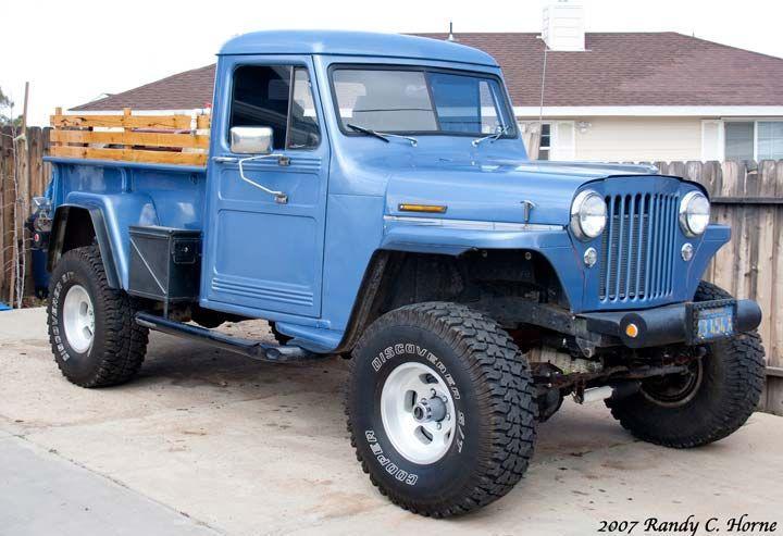 1000+ ideas about Jeep Truck on Pinterest   Jeeps, Jeep ...