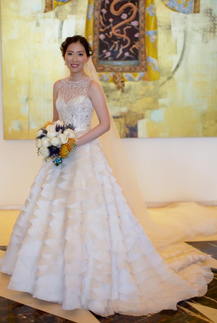 Veluz Reyes Dress IdeasSexy Wedding