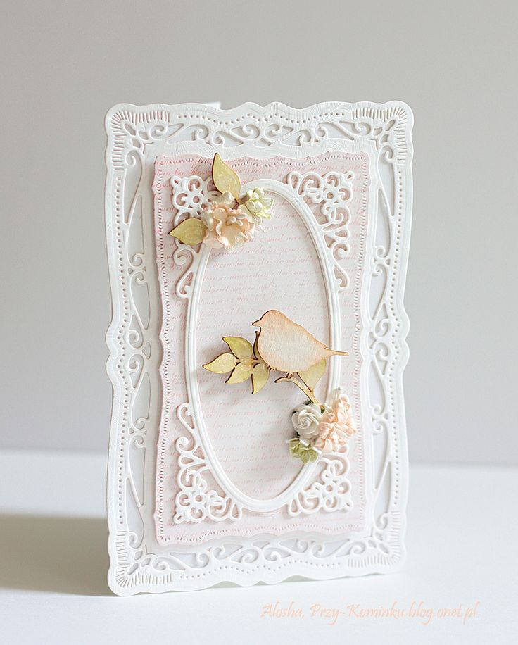 Card Making Ideas Using Dies Part - 43: Another Spellbinders Majestic · Spellbinders CardsDie ...