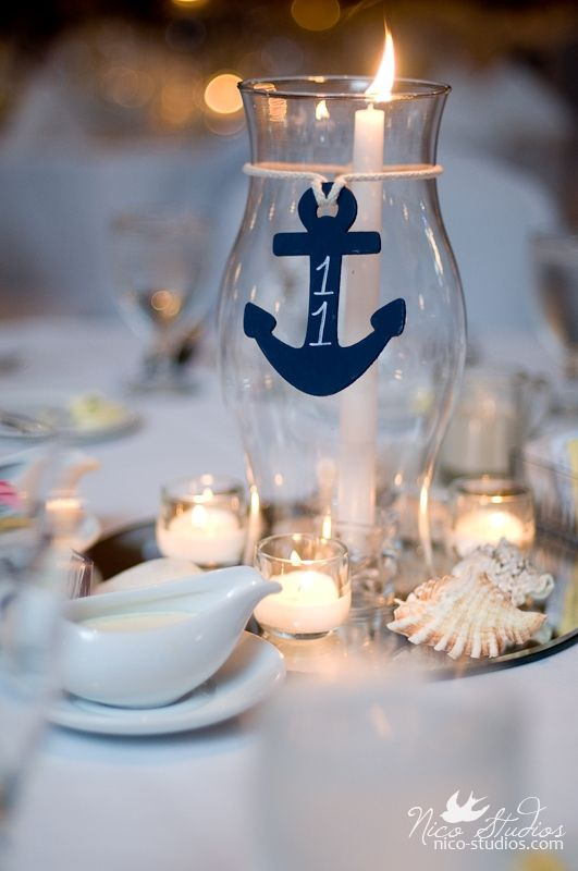 25 best ideas about nautical candles on pinterest