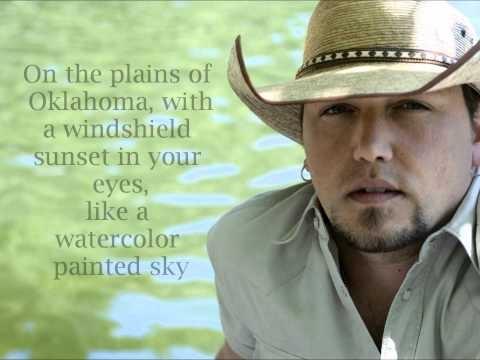 Fly Over States by Jason Aldean - Lyrics