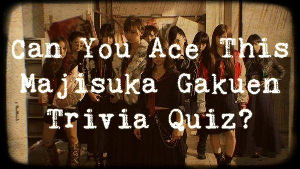 AKB48が出演している連続テレビドラマシリーズとしてはファンの間で最も人気のあるドラマ。不良高校にやってきた転校生、前田敦子が血みどろの闘いを繰り返し、やがてトップへ登り詰める物語。総合プロデューサーは秋元康。