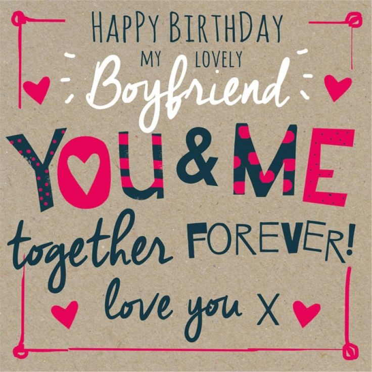 The Collection of Romantic and Unforgettable Birthday Wishes for Boyfriend 2
