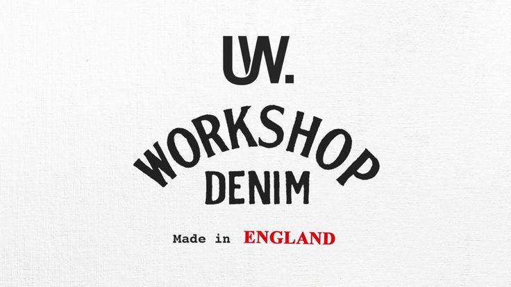 Universal Works: Workshop Denim part two. Short flim made in collaboration between Universal Works and Allan Buxton. Soundtrack: Warren Xcln...