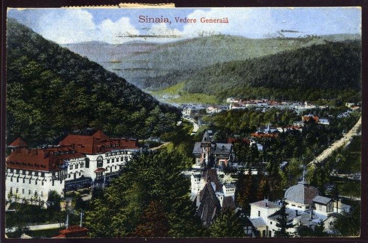 Sinaia - 1922