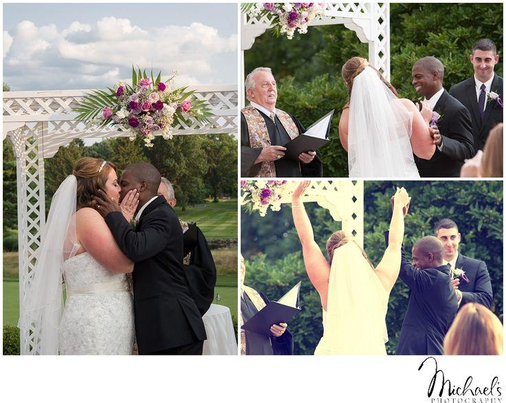 Nicole & Jeff /// August 8, 2014 /// Northampton Valley Country Club {Richboro, Pa} » Michael's Photography
