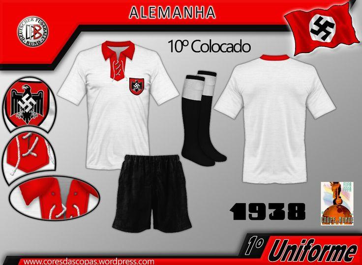 Seleção Alemã 1938 - Período Nazista