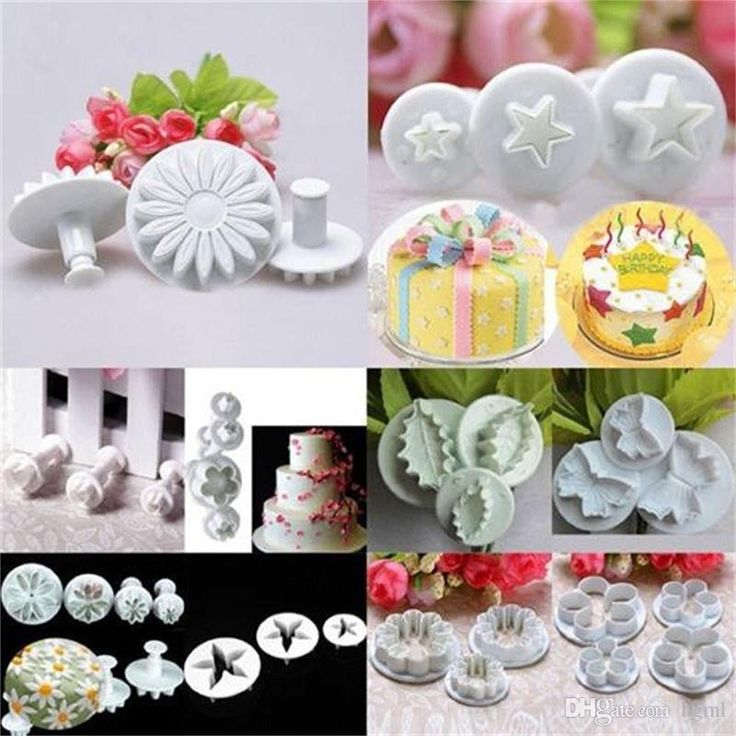 Best Of Home Cooking Tools! Delicious Fondant Cake Decorating Modelling Tools For Creating Different Shapes Hoa_834 Under $13.2 | Dhgate.Com