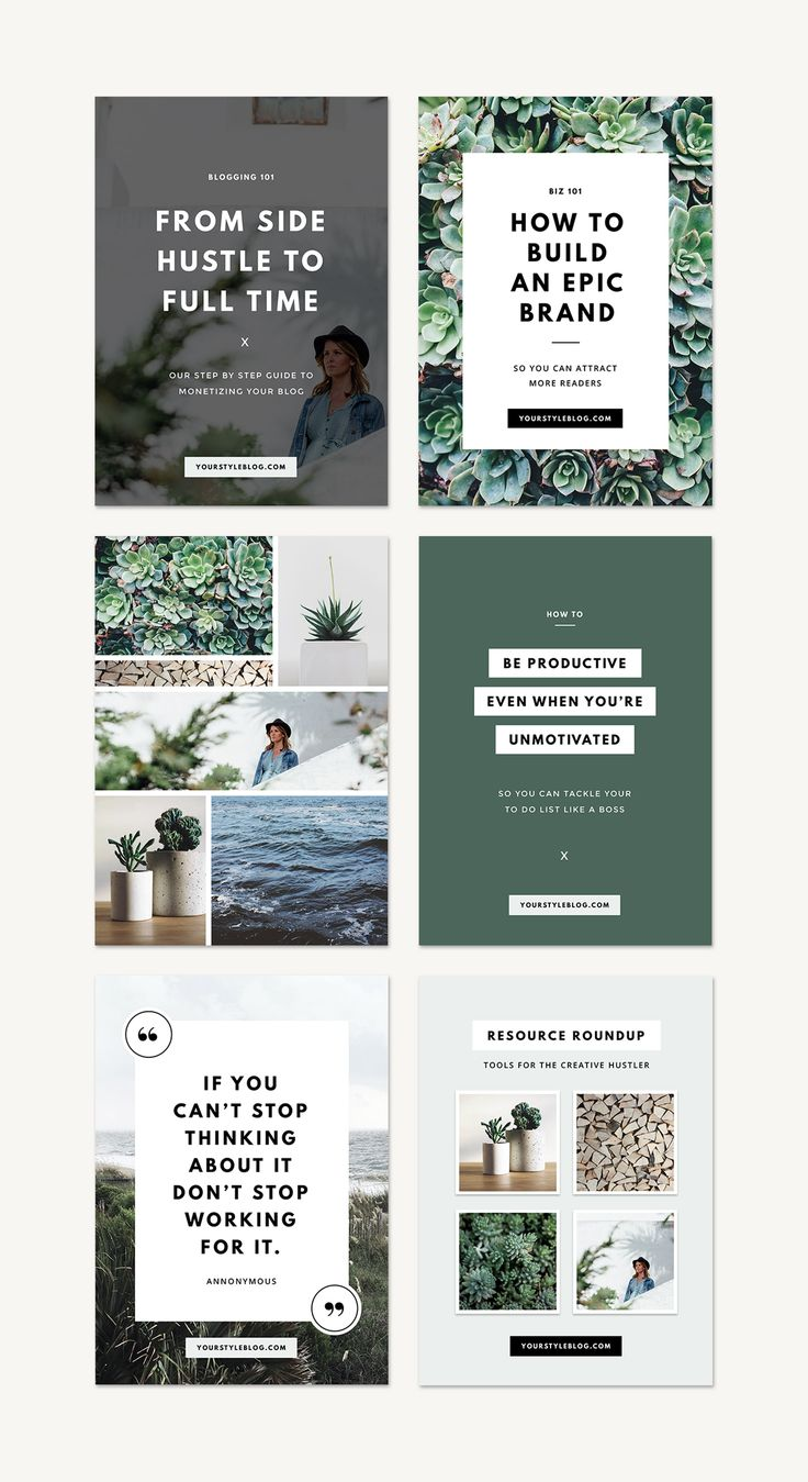 Acadia Blog Pack by Station Seven. So save time and jumpstart your creativity with these professionally designed and easy to use Adobe Photoshop templates, then get back to rocking at what you do best. Create all of your blog header images with these templates. Click through to download them instantly!