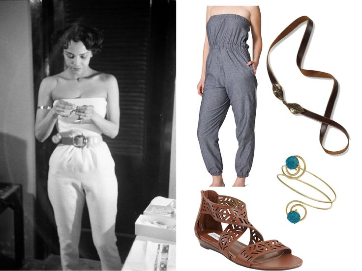 Fashion Icons Today: Dorothy Dandridge | Her Campus