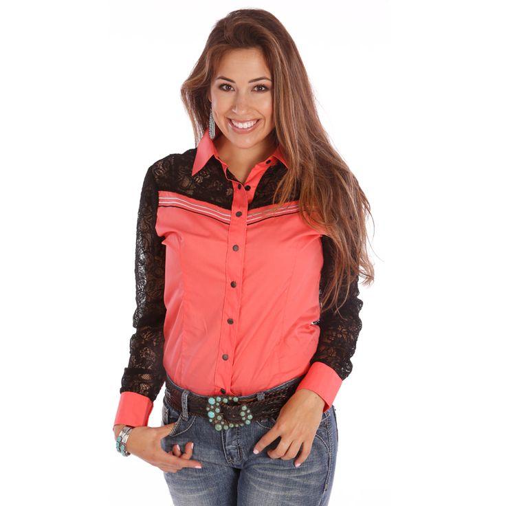 Women S Rodeo Shirts