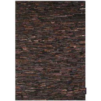 Темно-коричневый ковер из шкур коров Lano Bitter #carpet #carpets #rugs #rug #interior #designer #ковер #ковры #коврыизшкур #шкуры #дизайн