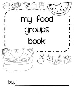 Cooking/Nutrition Unit: The First Grade Sweet Life: January 2011 Awesome Book on Food group!