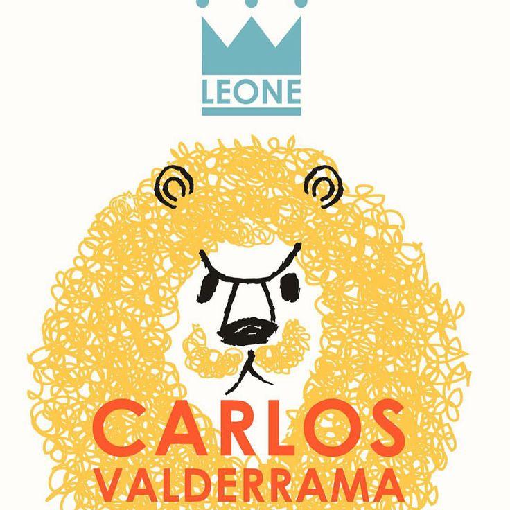 カルロスバルデラマ  ・ #illustration#art#drawing#バルデラマ#獅子王#コロンビア#イラスト#アート#絵#lion#ライオン#過去絵