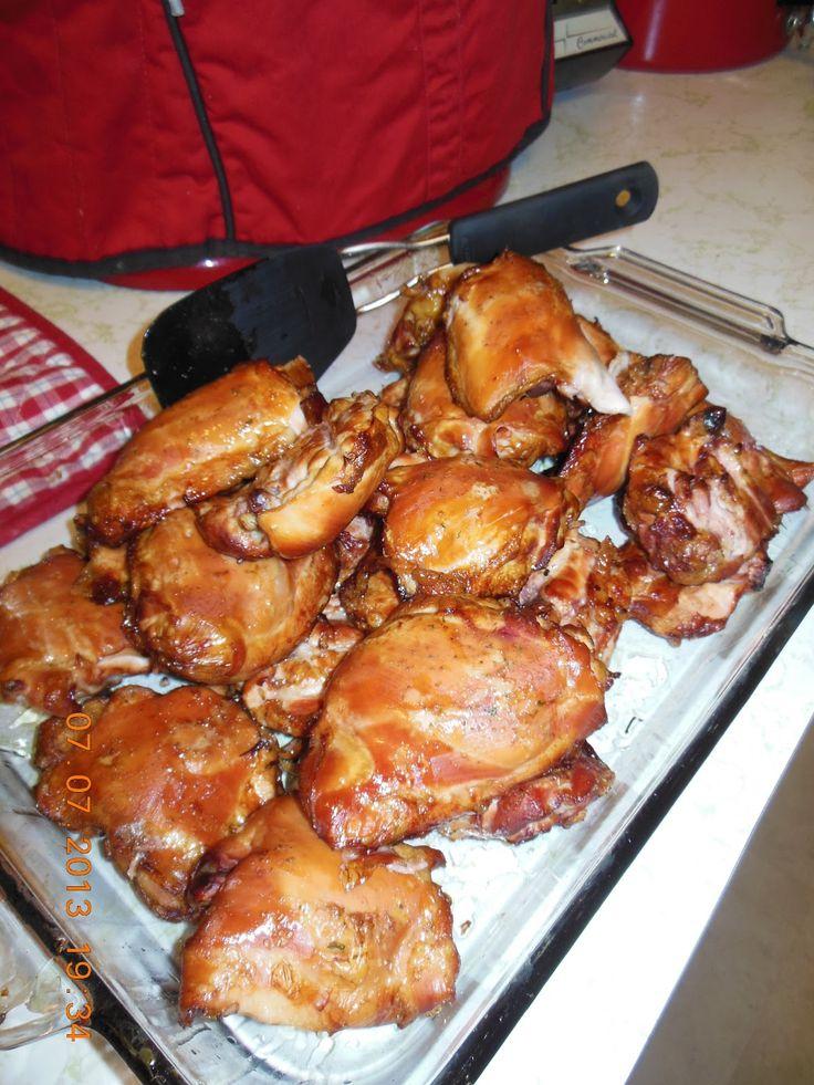Smoked Chicken, start to finish