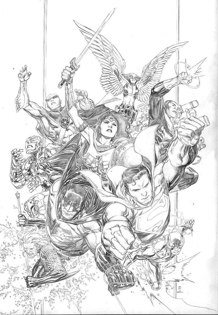 Scott Snyder S Justice League Roster Feels Like The Justice League Unlimited Lineup The Fanboy Seo Cartoon Drawings Drawing Superheroes Character Drawing Unverifiedjustice league plot description (self.dceuleaks). cartoon drawings drawing superheroes