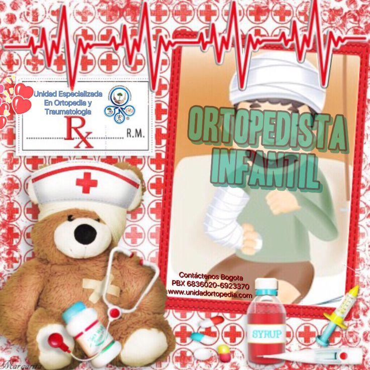 Presento una fractura o una lesión su hijo y no sabe a adonde acudir. nosotros contamos con atención de traumatologos pediatricos con citas inmediatas. Visitenos en la Unidad Especializada en Ortopedia y Traumatología S.A.S www unidadortopedia com es una clínica supraespecializada enfermedades del sistema osteoarticular y musculotendinoso. Ubicados en Bogotá D.C- Colombia. PBX: 571- 6923370, 571-6009349, Móvil +57 314-2448344, 300-2597226, 311-2048006, 317-5905407.