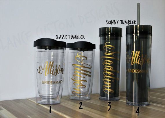 Bridal Party Gift Set, Bridal Party Gift Set, bridal party, wedding party, gifts, rehearsal dinner gifts, personalize, bag, name, tote. Hanger, cup, tumbler, change the color, customiza, wedding gifts, diy. Creative,  proposal gift, bridesmaid, maid of honor, bridesmaid proposal, bridesmaid gift, maid of honor proposal, bachelorette, outfit for bachelorette, maid of honor gift #afflink