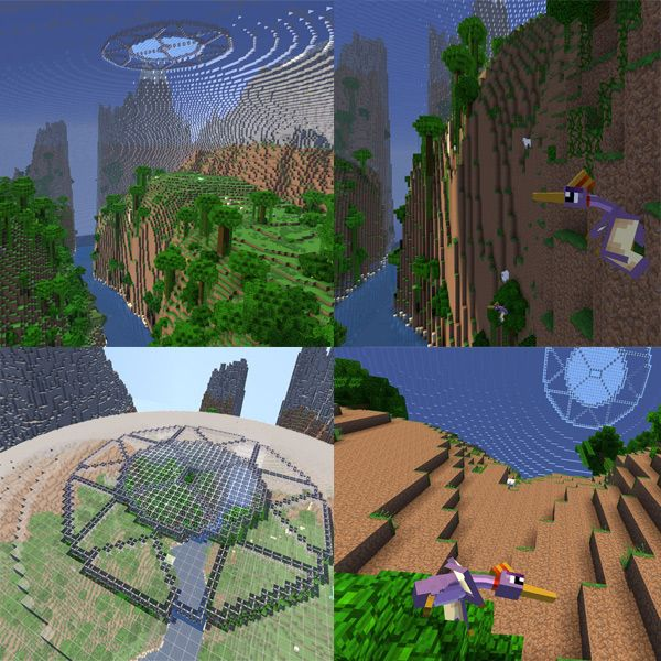 The 157 best mindcraft images on pinterest jurassic park jurassic minecraft jurassic world the aviary gumiabroncs Images
