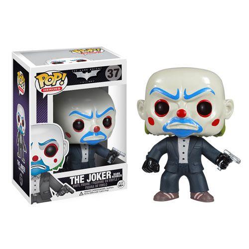 Joker Masked The Dark Knight