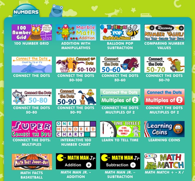 Image Result For Abcya Educational Computer Games And Apps For Kids