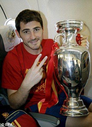 Iker Casillas <3 #LaRoja