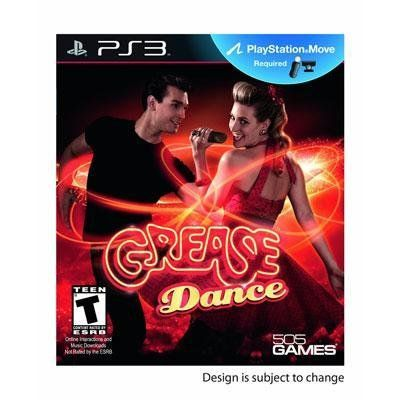 505 GAMES 71501413  GREASE DANCE PS3 Move ** Learn more by visiting the image link. Note:It is Affiliate Link to Amazon.