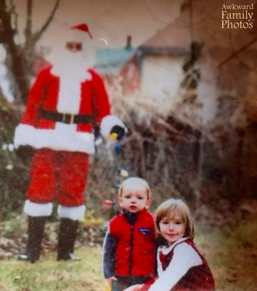 Best Bad Bad Santa Images On Pinterest Bad Santa Model And - 29 awkward family photos ever