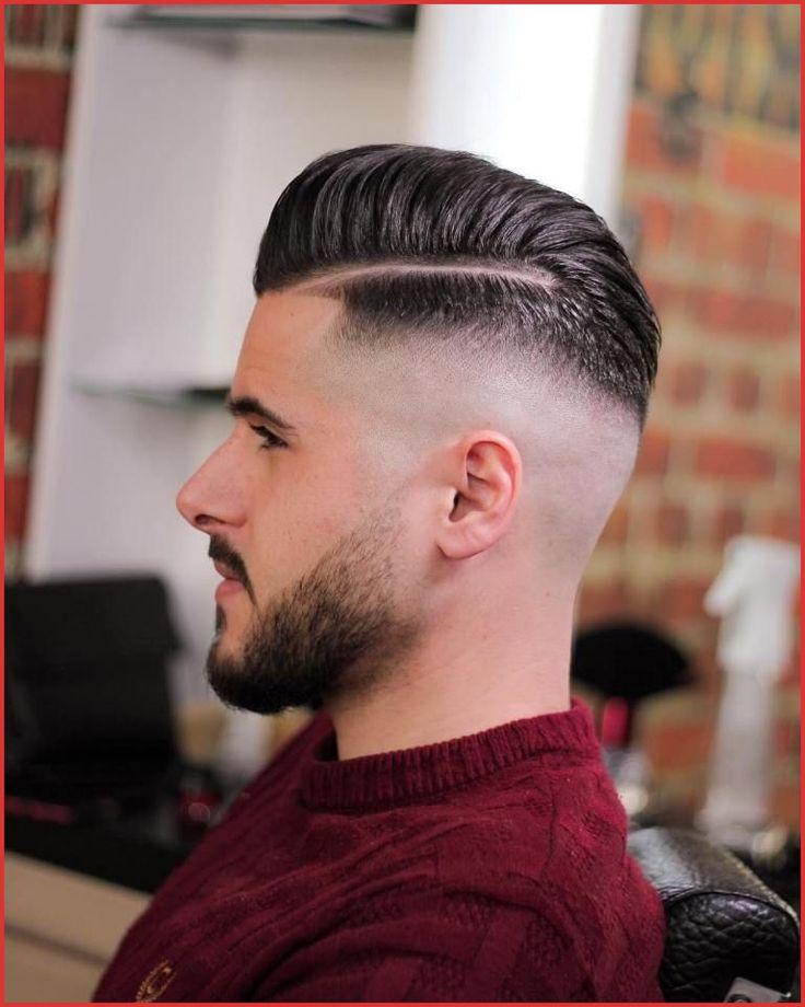 Razor Fade Haircut Razor Fade Haircut 12780 Razor Side Part Slick Back Haircut Hair &…