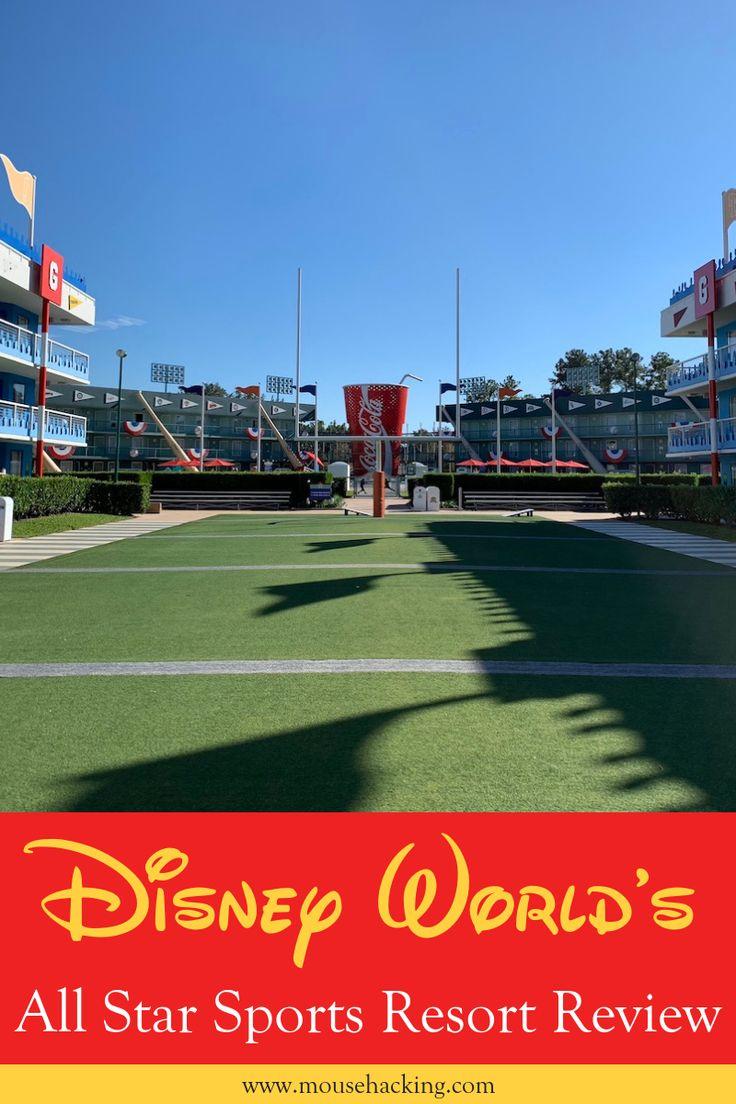 Disney's AllStar Sports Resort Review Discount disney