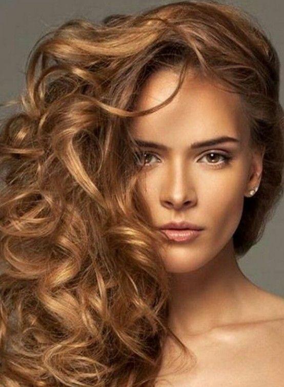 Karamel Saç Tonları