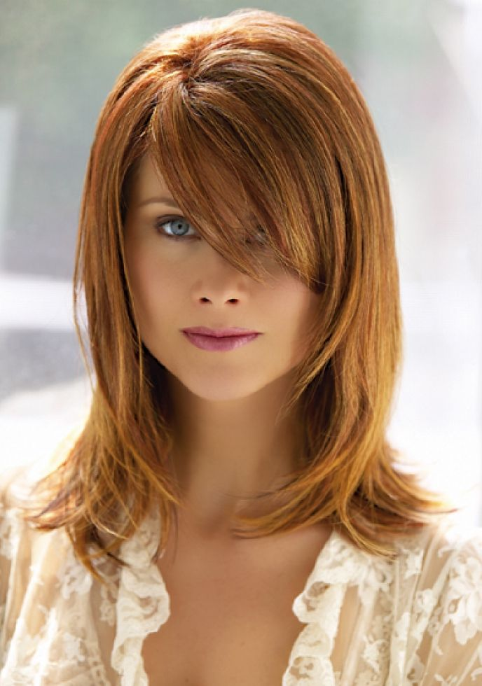 hairstyles 2014 round face - Buscar con Google