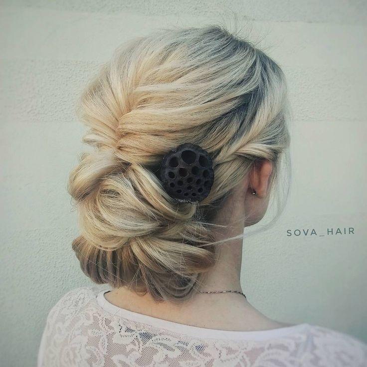 45 отметок «Нравится», 4 комментариев — Marina Sova (@sova_hair) в Instagram: «Сегодня ко мне приходили волосы моей мечты😍 от @valeri_stepanenko  Спонсор вечного украшения…»