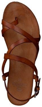 Bruine Fred de la Bretoniere sandalen 304008 - Bruine Fred de la Bretoniere sandalen 304008 online kopen bij Omoda Schoenen