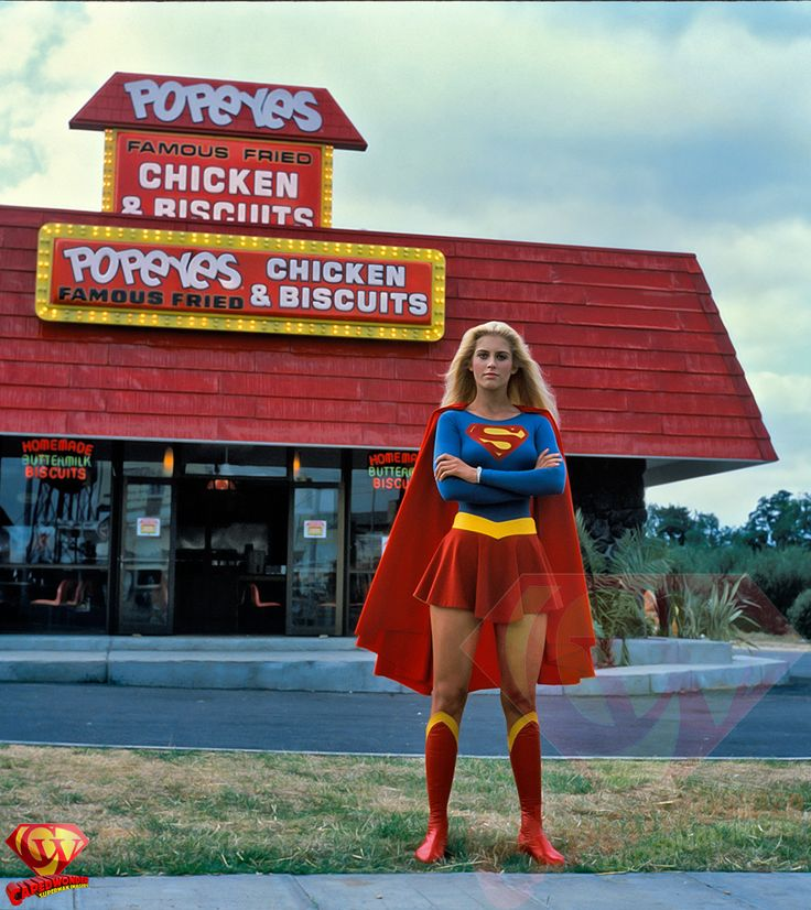 Enjoy The Supergirl Movie Starring Helen Slater Here's A Super