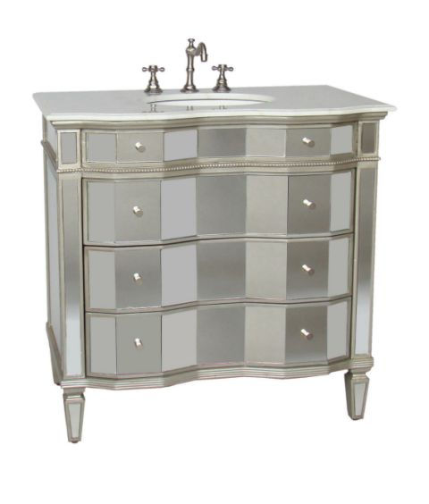 The Best Decoration Idea of 36 Inch Bathroom Vanity with Tops