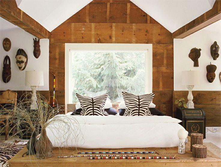 Wonderful African Bedroom Design Ideas