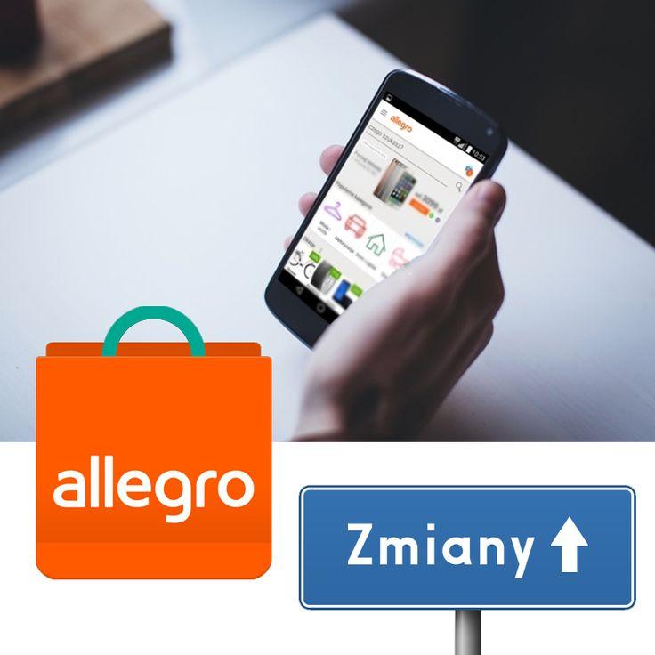 """Zmian na Allegro ciąg dalszy. Pojawiły się nowe stawki za pogrubienie ogłoszenia ( 9 zł ), wydłużono czas na złożenie wniosku o usunięcie komentarza do 21 dni oraz wprowadzono nową zakładkę dla sprzedających o nazwie ,,Zamówienia"""". Jeżeli chcecie być zawsze na bieżąco z nowościami Allegro śledźcie nas w mediach społecznościowych :)   792 817 241  biuro@e-prom.com.pl http://e-prom.com.pl  #allegro #zmianyallegro #nowościallegro #obsługaallegro #sprzedażallegro #prowadzenieallegro"""