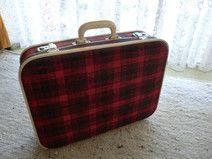 Koffer 50er / 60er Jahre Rockabilly vintage