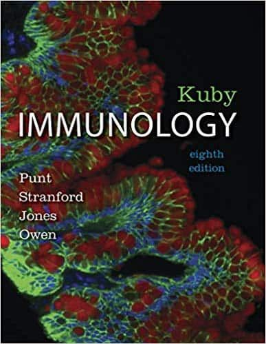 Kuby Immunology 8th Edition EBook CST PDF Books