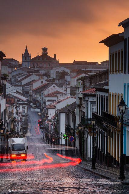 ... na Património da Humanidade Angra do Heroísmo (UNESCO) / ... in Angra do Heroísmo, World Heritage by UNESCO. #açores #azores #tapportugal