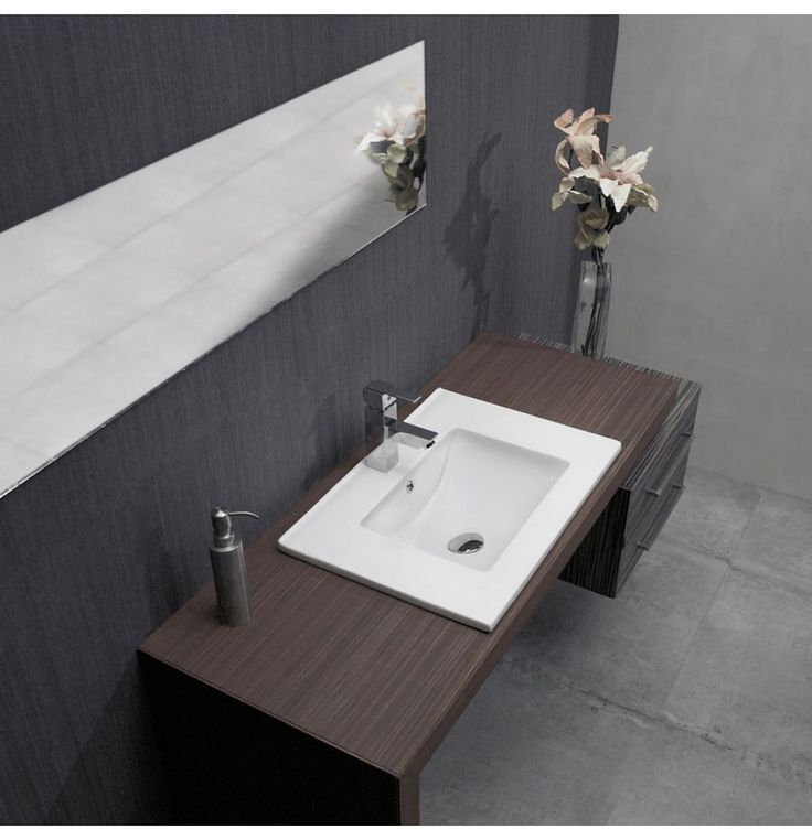 Soncera Plazma Counter Top Wash Basin Of 555 X 400 X 160 MM In White