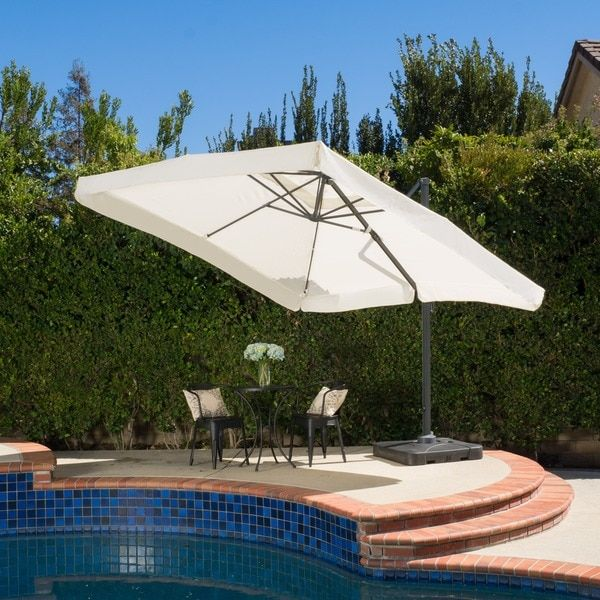 Best Patio Umbrella Sale Ideas On Pinterest Patio Set With - Coolaroo 10 foot round cantilever freestanding patio umbrella mocha