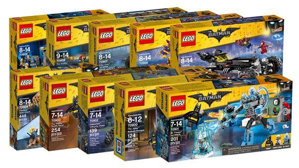 Nouveaux sets The LEGO Batman Movie : les visuels officiels: Quelques sets de la gamme The LEGO Batman Movie sont déjà en ventedans… #LEGO