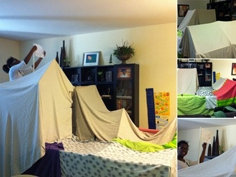 the way we fort: Camps Weeks, Kids Things, Summer Theme, Camping Theme, June Curriculum, Awesome Forts, Forts Review, Forts Supplies, Camps Theme
