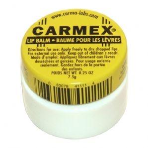 Carmex Lip Balm Pot