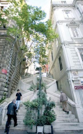 Kamondo Merdivenleri / İSTANBUL