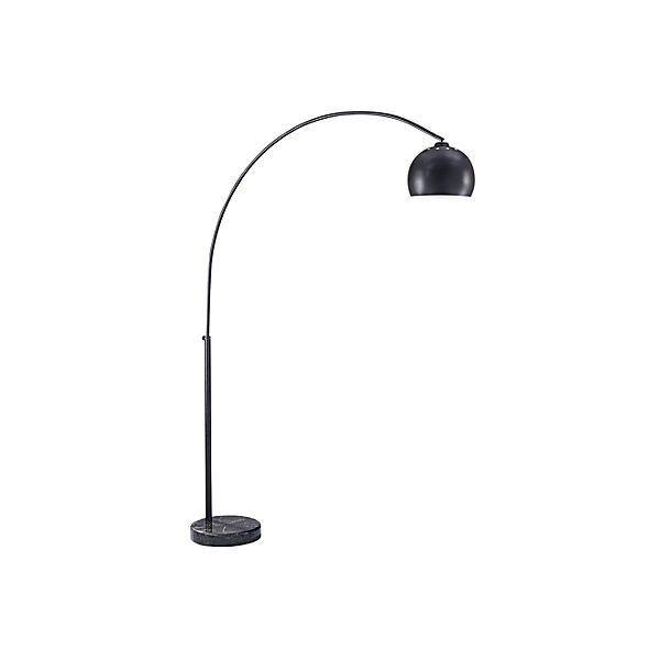 1-Light Arc Floor Lamp Bronze Floor Lamps ($379) ❤ liked on Polyvore featuring home, lighting, floor lamps, black floor lamp, bronze arc floor lamp, reading lights, black arc lamp and arc floor lamps