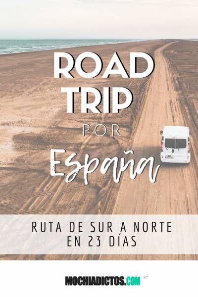 Ruta por España en carretera de sur a norte en 23 días | Mochiadictos - Blog de viajes para viajar por libre. Laos, Delta Del Ebro, Places To Travel, Road Trip, Spain, Travelling, Interior, Travel Tours, Motorhome