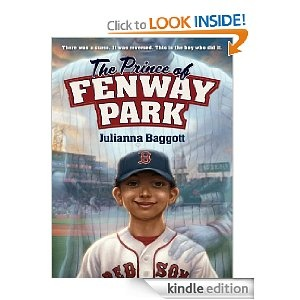 The Prince of Fenway Park - Mainstream WesternMiddle School, Eggs, Prince, Boston Fenway, Book, Fenway Parks, Fathers, Julianna Baggott, Boston Red Sox
